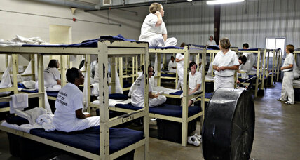 Could these large-scale prison protests lead to better conditions for inmates?