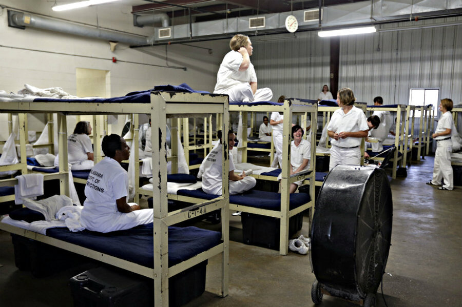 Could These Large Scale Prison Protests Lead To Better
