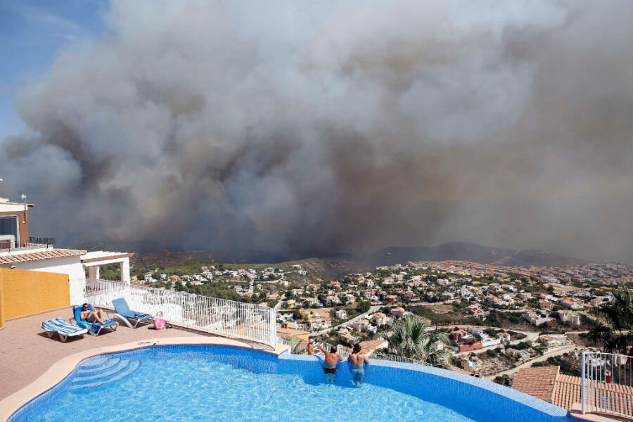 Why Spain could be a desert by 2100, say climate researchers