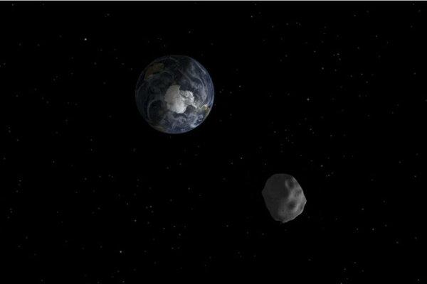 NASA's 'intruder alert' spots cosmic flyby - CSMonitor.com