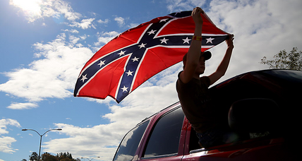 Is the Confederate flag constitutionally protected? Not at this high school.