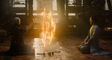 'Doctor Strange' Debuts to Magical $86 Million Internationally