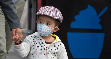 UNICEF report: 88 percent of world's children breathe toxic air