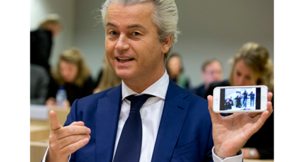 Dutch anti-Islam crusader Geert Wilders boycotts hate-speech trial