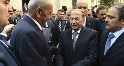 How Lebanon ended lengthy power vacuum and elected Michel Aoun