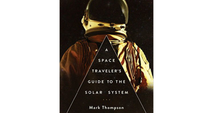 'A Space Traveler's Guide to the Solar System' leads readers into space
