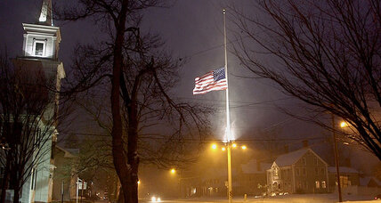 'Newtown' is about people trying to make sense out of senselessness