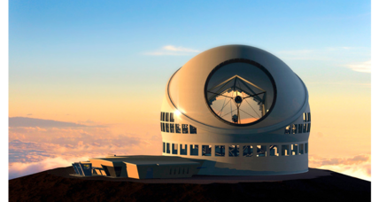 Canary Islands, not Hawaii, possible future home of Thirty Meter Telescope