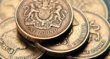 Britain's new pound coin: a 12-sided redesign