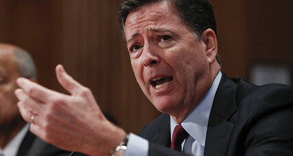 How will history judge James Comey's email revelation?