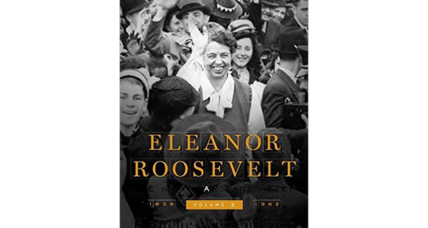 'Eleanor Roosevelt: The War Years and Beyond' is a touchingly human portrait