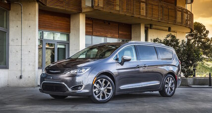How the 2017 Chrysler Pacifica made minivans great again