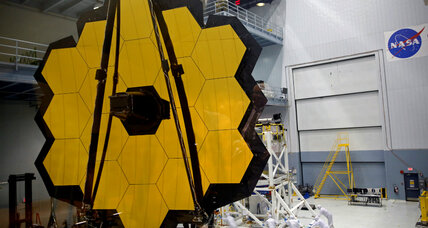 Countdown to Hubble's successor, James Webb Telescope, readies for launch