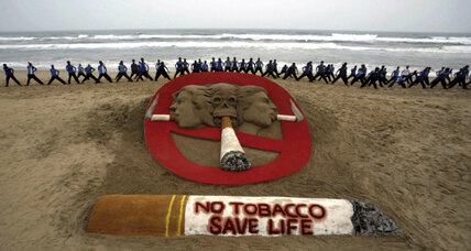 Why WHO is getting tough with Asian tobacco growers