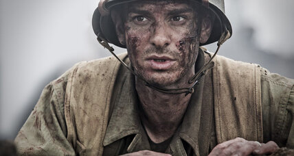 'Hacksaw Ridge' often has bloodlust pose as religiosity