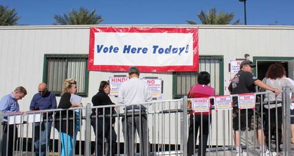 One of this election's bright spots: early voting