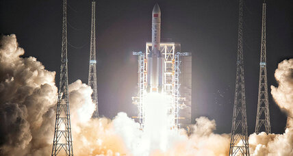 With another rocket success, China solidifies place in space industry