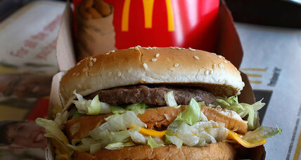Can two new twists on the Big Mac help McDonald's win customers?