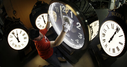 Why daylight saving means more light and more spending