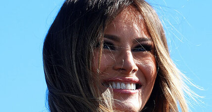 Melania Trump had jobs in United States before work visa