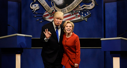 SNL urges America to vote: Can new media affect voting?