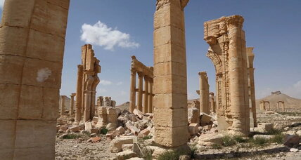 An ancient cure for war-torn Syria