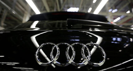 Report: US regulator finds emissions cheat device in some Audi vehicles