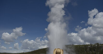 Scientists try to make sense of Old Faithful's plumbing