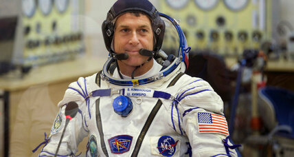 How NASA astronauts cast their votes ... from spaaaaace! (+video)