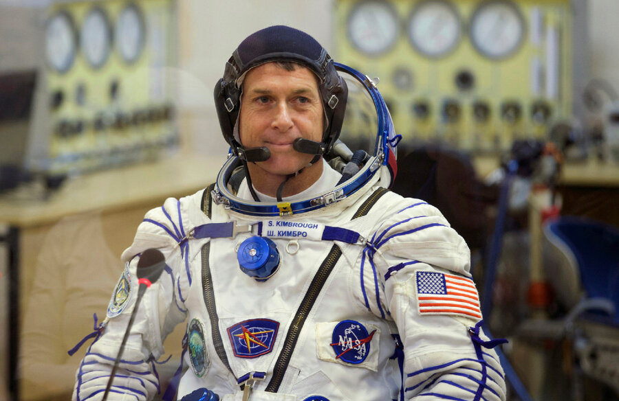How NASA astronauts cast their votes ... from spaaaaace! ( video) - CSMonitor.com