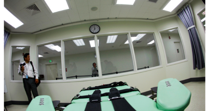 What will voters in three states decide on the death penalty?