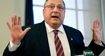 Voter suppression? Maine gov. warns college students about residency.