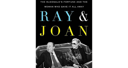 'Ray & Joan' is a biography in three parts: Ray, Joan, and McDonald's