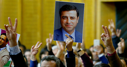 How Turkey's arrest of Kurdish lawmakers risks further civil strife