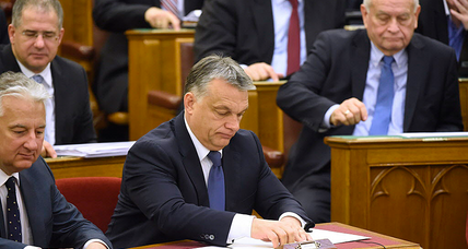 Hungary's parliament rejects migrant block – but is it a win for refugees?
