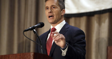 Across the country, gubernatorial candidates face tight races
