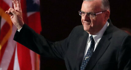 After six terms as Arizona's enforcer sheriff, Joe Arpaio loses to Democrat