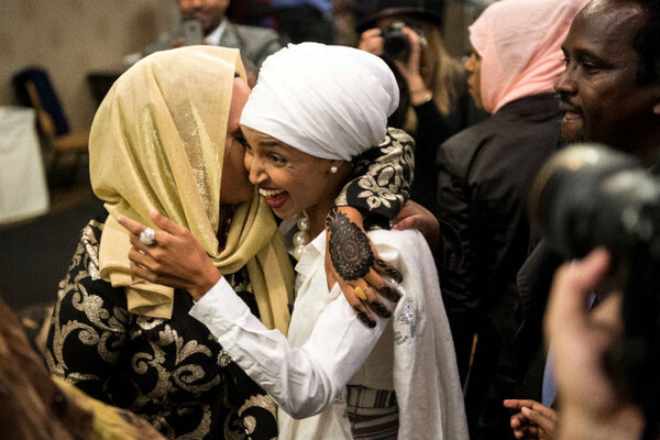 Meet the nation's first Somali-American lawmaker ...