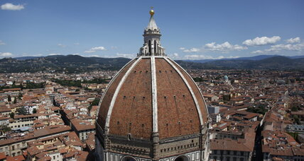 Why is McDonald's suing Florence, Italy?