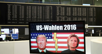 In Trump win, Europeans see threat to 'bedrock' transatlantic values, ties