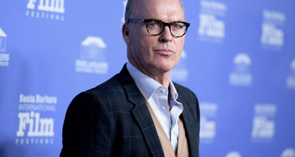 Michael Keaton tastes other side of the cape as villain Vulture in 'Spider-Man'