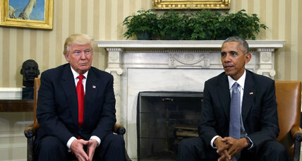 Obama to Trump in White House: 'If you succeed the country succeeds' (+video)
