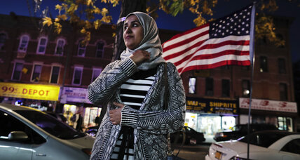 Trump's election leaves American Muslims reeling and scared