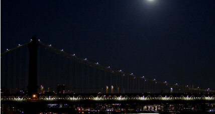 Supermoon comes with supersized tides that could bring coastal flooding
