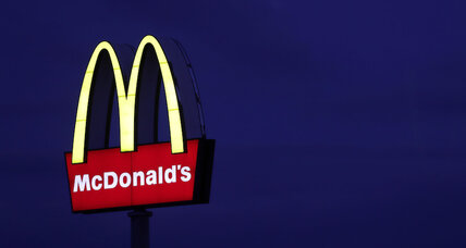 McDonald's is testing a Sriracha Big Mac