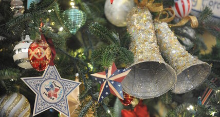 Now is the time to start buying Christmas decorations
