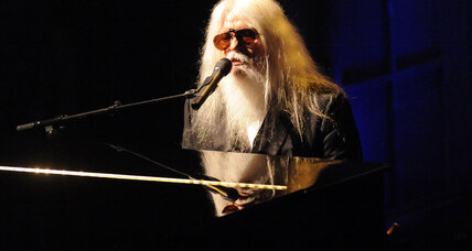 An idol's idol: Leon Russell was major influence on 60s and 70s rock