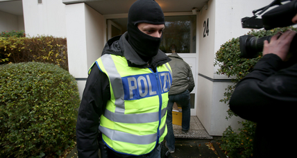 Why is Germany intensifying its crackdown on Islamic groups?