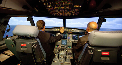 When will the Federal Aviation Administration go high-tech?