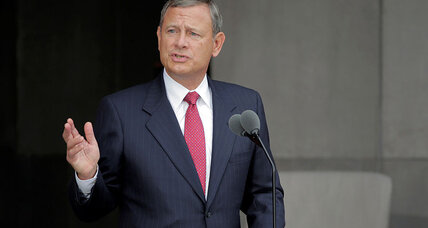 John Roberts's mission impossible for the Supreme Court
